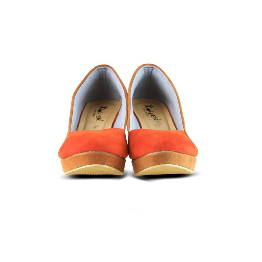 Giày Đánh Golf Màu Nâu Gf.0506 Chính Hãng Cho Nữ