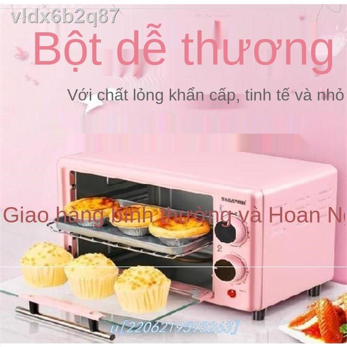 ┅✑✟Lò nướng điện tiết kiệm Lò vi sóng và tủ hấp tích hợp hâm nóng gia đình Máy nướng bánh mì 1 người đa năng nướng đa nă