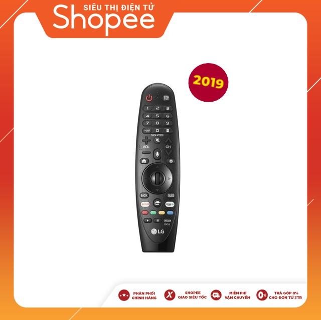 LG AN-MR19BA Magic Remote Control for Select 2019 LG Smart TV w/ AI ThinQ®