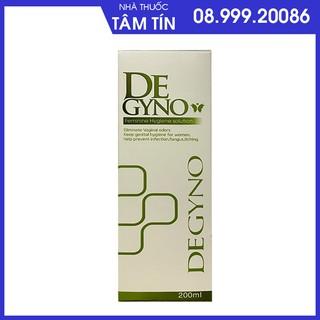 Dung dịch vệ sinh phụ nữ chống nấm ngứa DeGyno thumbnail