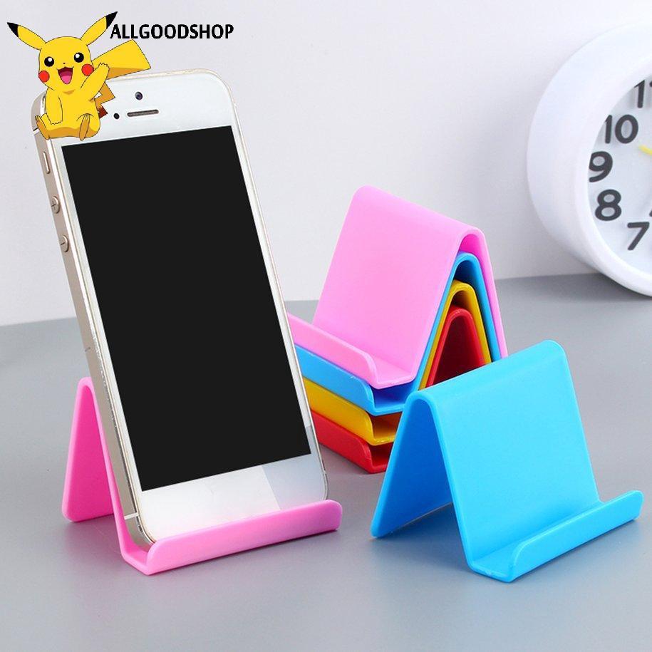 Giá đỡ điện thoại di động 4 màu tiện dụng