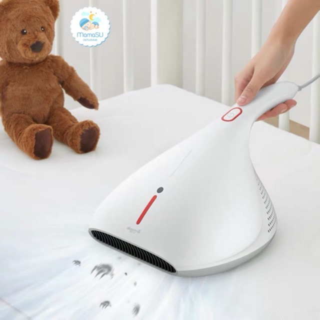 Máy hút bụi giường nệm, chăn ga gối Deerma CM800 diệt khuẩn bằng tia UV và nhiệt độ cao