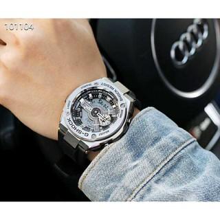 Đồng hồ thể thao nam nữ G-Shock GST-410-1A Full phụ kiện
