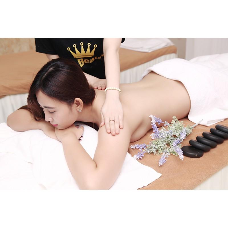 Hồ Chí Minh [Voucher] - Massage body tinh dầu đá nóng tại Art Beauty Spa