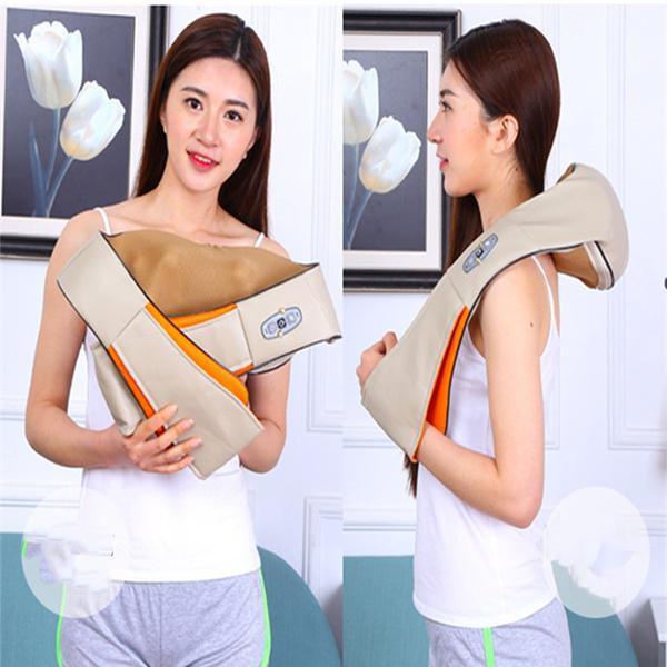 Đai Massage cổ vai gáy cao cấp giảm đau hiệu quả khi mỏi vai làm việc mệt mỏi   Shopee Việt Nam