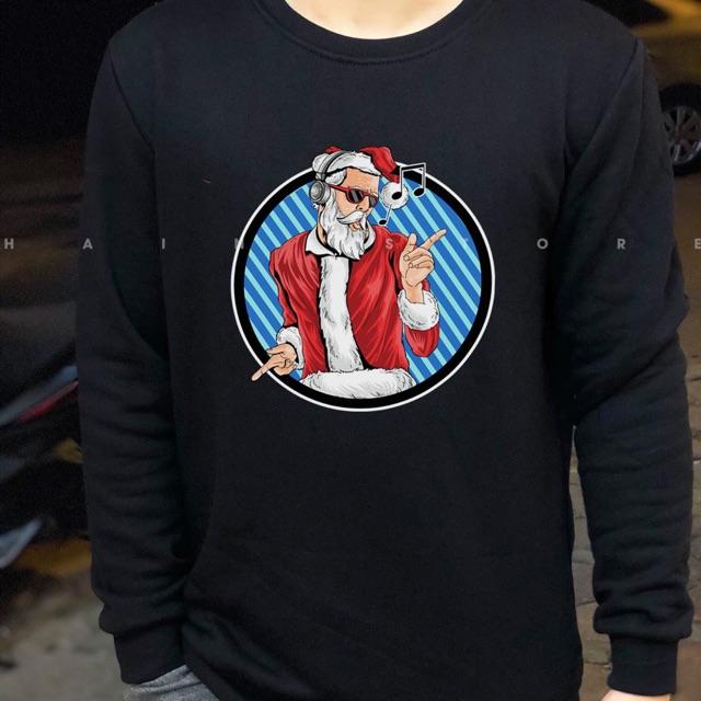 Áo sweater Noel cực truất Áo sweater Noel cực truất