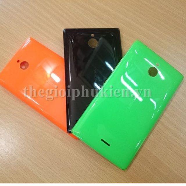 Vỏ thay nắp lưng Nokia X2 xịn - Nhiều màu