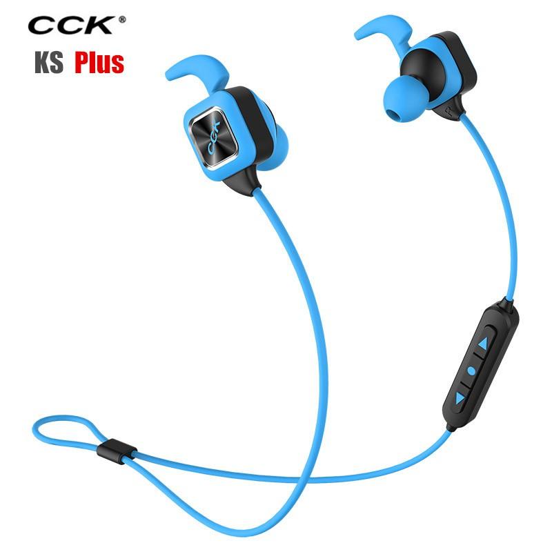 Tai nghe Bluetooth Bluedio CCK-KS Plus nhỏ gọn, âm thanh cực đỉnh, âm bass chân thực