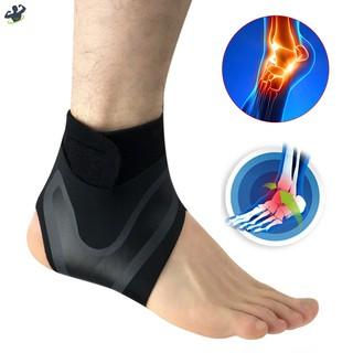 Băng bảo vệ mắt cá chân chống bong gân gót chuyên dụng