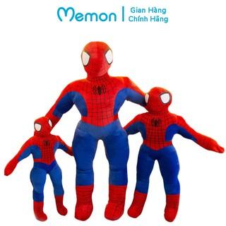Gấu Bông Người Nhện Spider Man, Shop Memon Cao Cấp.