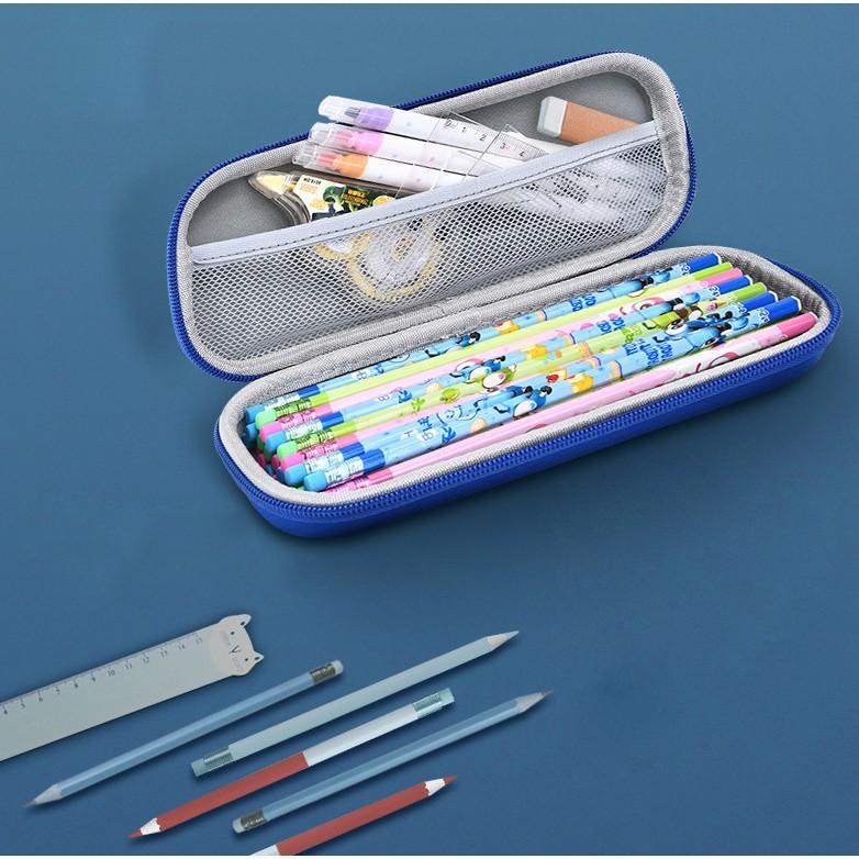 Hộp đựng bút học sinh trẻ em EVA siêu bền cao cấp chính hãng