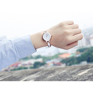 Đồng hồ thời trang nữ JIU J78
