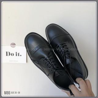 Giày nữ buộc dây M86 SHOEBYMAI