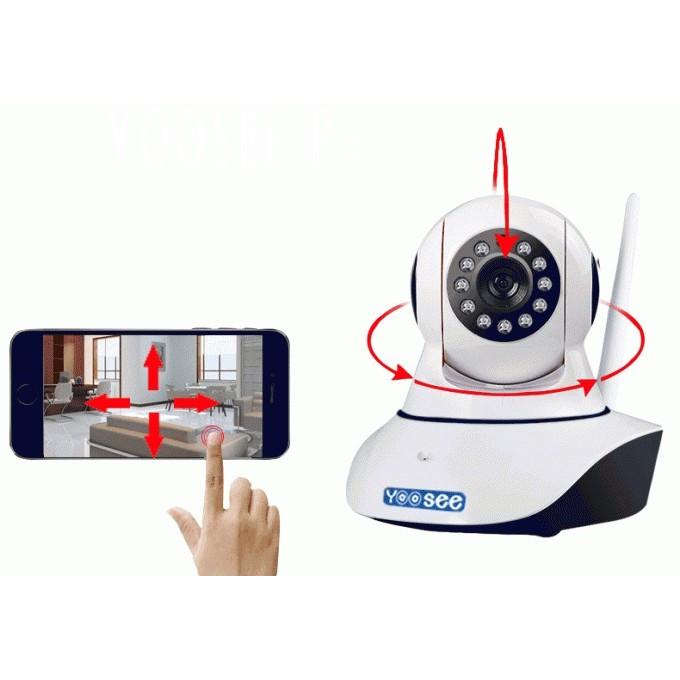 Camera giám sát không dây Yoosee IP Camera Z06H HD