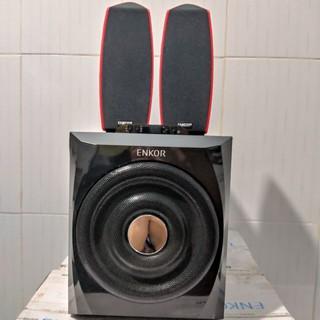 Loa vi tính Bluetooth Enkor F200 60W Likenew