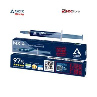 Keo tản nhiệt PC Arctic MX-4 4g Thermal Compound 2020 v2 thumbnail
