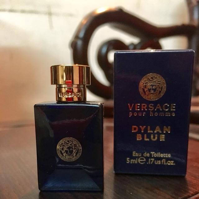 Nước hoa mini cho nam Versace Dylan Blue 5ml - 3185945 , 839434771 , 322_839434771 , 160000 , Nuoc-hoa-mini-cho-nam-Versace-Dylan-Blue-5ml-322_839434771 , shopee.vn , Nước hoa mini cho nam Versace Dylan Blue 5ml