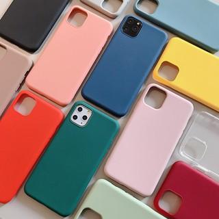 Ốp lưng iphone TRƠN DẺO 7 MÀU 5 5s 6 6plus 6s 6s plus 6 7 7plus 8 8plus x xs xs max 11 11 pro 11 promax Shin Case thumbnail