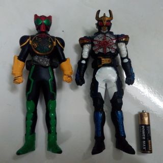 Mô hình dẻo Rider và Sentai các loại