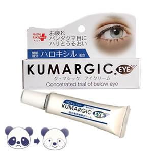 """🌟👀🌟 Đôi mắt Panda cũng phải chịu """"bó tay"""" trước """"người hùng"""" Kem Trị Quầng Thâm Mắt Hadariki Kumargic Eye Cream."""
