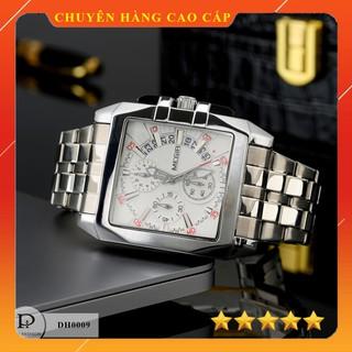 đồng hồ nam MEGIR - dây kim loại - SUB cao cấp - DH0009 - Fullboxx - 4444