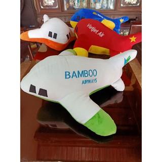 Máy bay bông, máy bay hàng không siêu đẹp, siêu dễ thương( có nhiều mẫu lựa chọn)