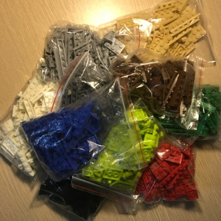 [ Gạch lẻ ] gạch mỏng kích thước 1×1, 1×2, 1×3, 1×4, 1×6 và 2×2, 2×3, 2×4 – tương thích với LEGO