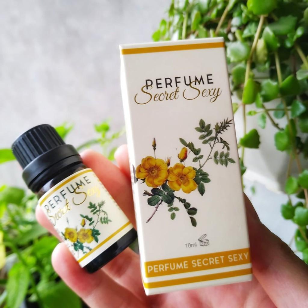 [CHÍNH HÃNG] Nước Hoa Vùng Kín LaFla Perfume Secret Sexy LaFla 10ml