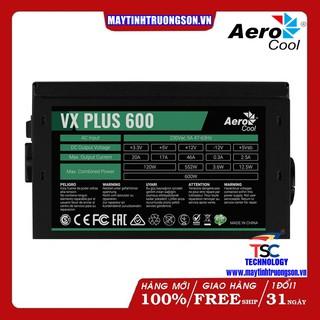 Nguồn Máy Tính Aerocool VX PLUS 600W 500W 350W 230V N-PFC Chính Hãng Bảo Hành 36T Bảo Hành Tại TTBH Hà Nội Và Sài Gòn thumbnail