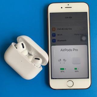 Airpod Pro Bản mới nhất - Xuyên âm - Chống ồn - Cảm biến lực