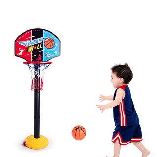 Bộ đồ chơi bóng rổ vận động cho trẻ em, Đồ chơi bóng rổ mini di động dành cho trẻ em – Winz.vn