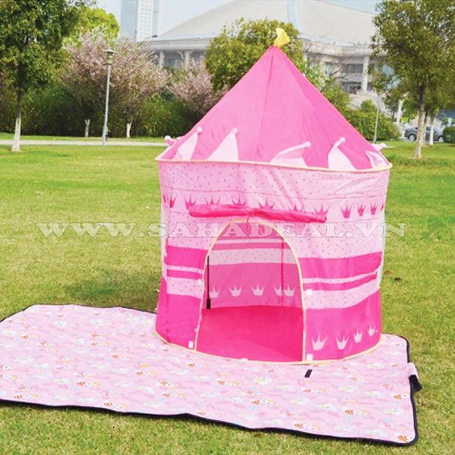 Lều bóng công chúa hoàng tử (Hồng) - 3403542 , 740636829 , 322_740636829 , 145000 , Leu-bong-cong-chua-hoang-tu-Hong-322_740636829 , shopee.vn , Lều bóng công chúa hoàng tử (Hồng)