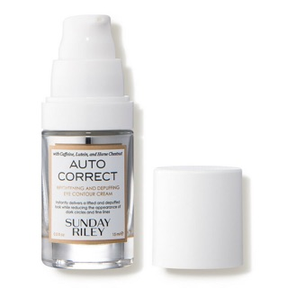 Kem mắt Sunday Riley Auto correct brightening and deuffing 15ml