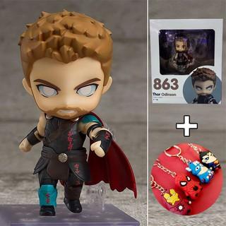 [Tặng móc khóa Avengers] Mô hình Nendoroid – Thor Odinson #863