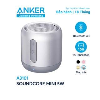 Loa bluetooth ANKER SoundCore Mini Stereo - A3101