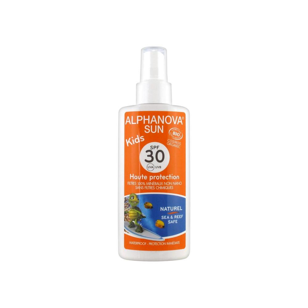 Kem chống nắng hữu cơ Anphanova (cho trẻ từ 3+) 125ml
