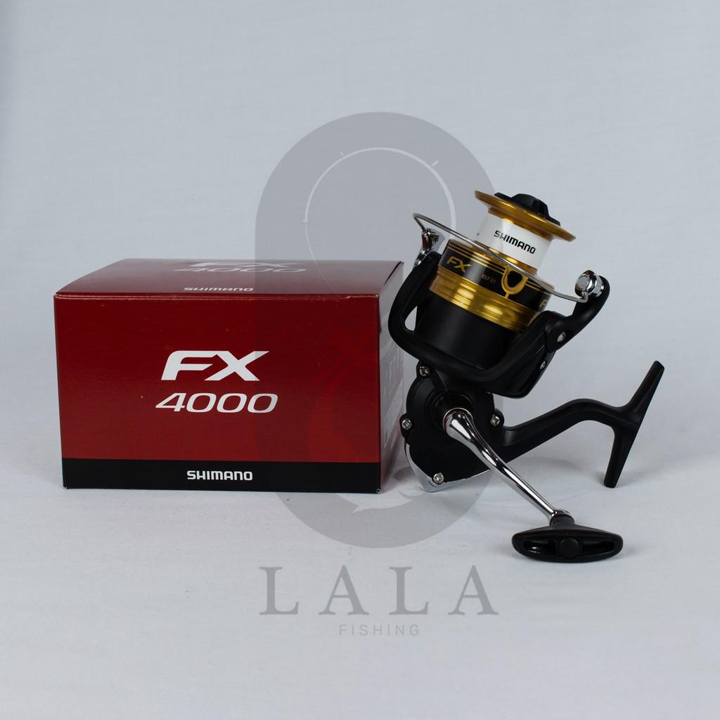 Máy câu cá Shimano FX4000FB