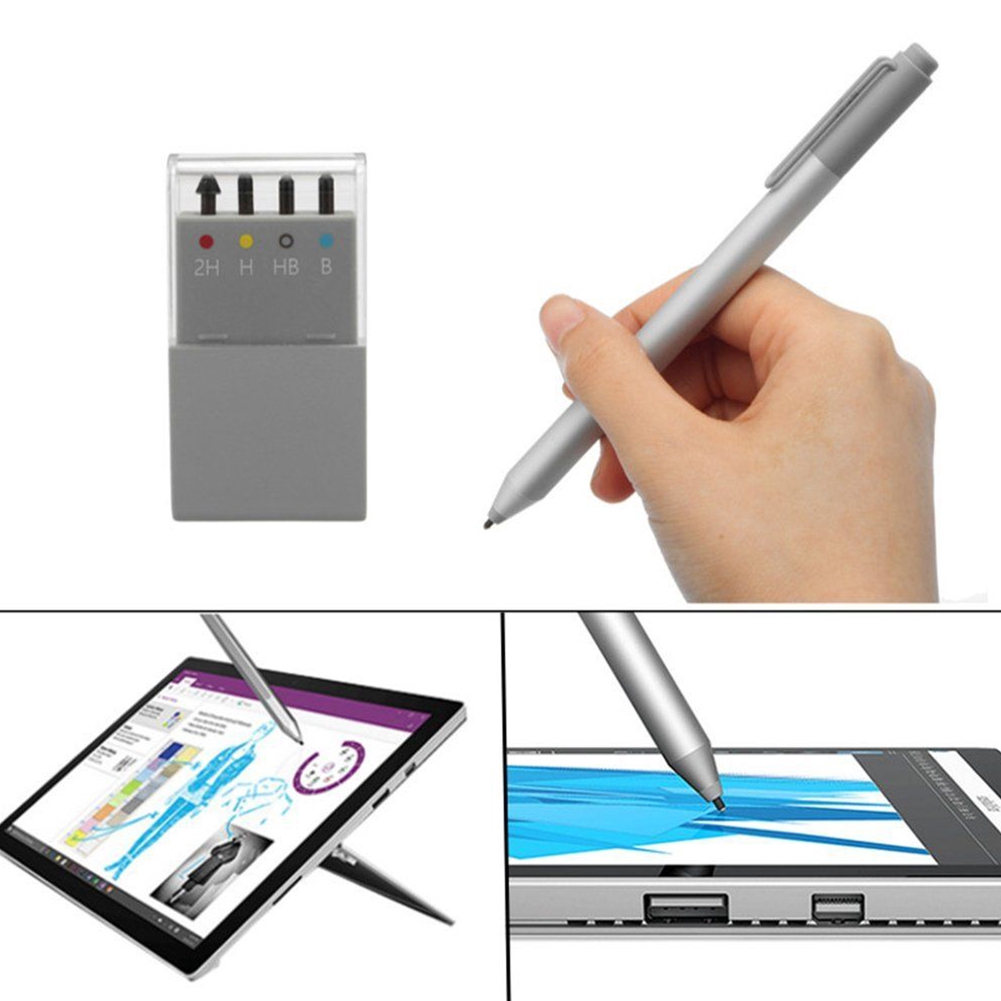 Stylus Kit Reduced Scrape Portable Pen Tip Mini Writing Easy Replace Replacement Tool For Microsoft Surface Pro 4 5
