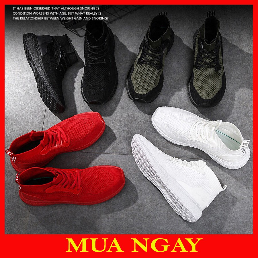 Giày Sneaker Ultra Boots Hot 2018