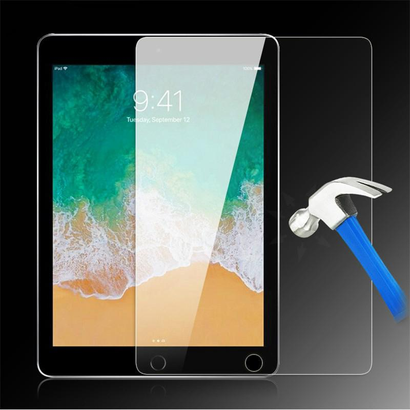 New ipad mini5 air 10.5 2019 tempered glass 9H hardness screen protect glass film for ipad pro 9.7 10.5 11 12.9 inch