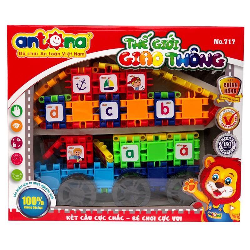 Đồ chơi phương tiện giao thông lego