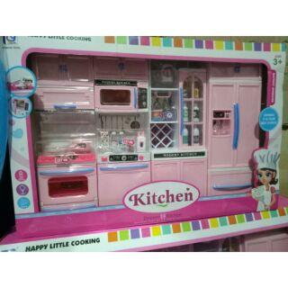 Hộp đồ chơi nhà bếp