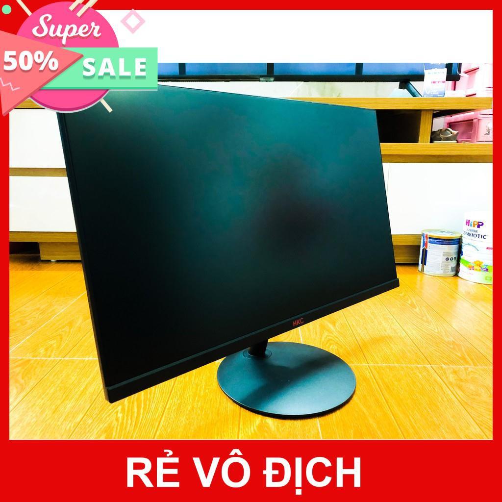 Màn hình HKC H251 25inch 75Hz LED IPS Full viền mới đẹp Giá rẻ