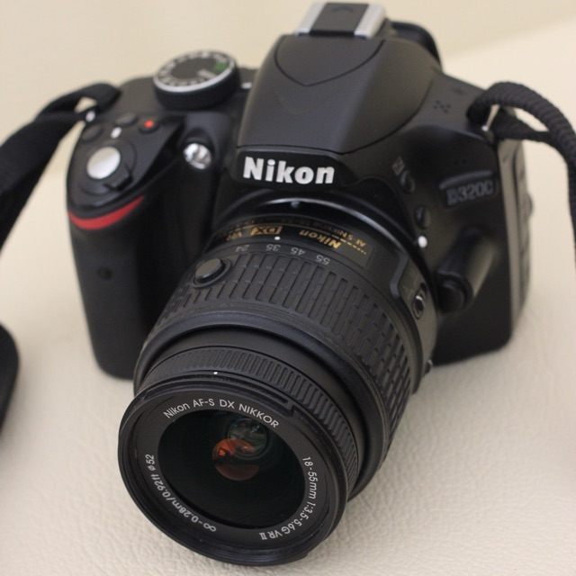 ?Máy ảnh Nikon D3200 + Lens 18-55mm VR - 21582436 , 1363851273 , 322_1363851273 , 5200000 , May-anh-Nikon-D3200-Lens-18-55mm-VR-322_1363851273 , shopee.vn , ?Máy ảnh Nikon D3200 + Lens 18-55mm VR