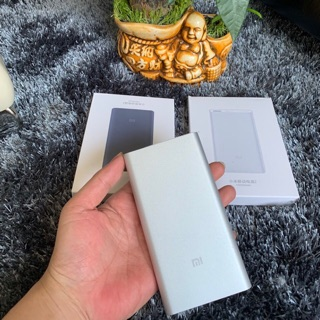 Pin dự phòng chính hãng – Xiaomi 10000 mah