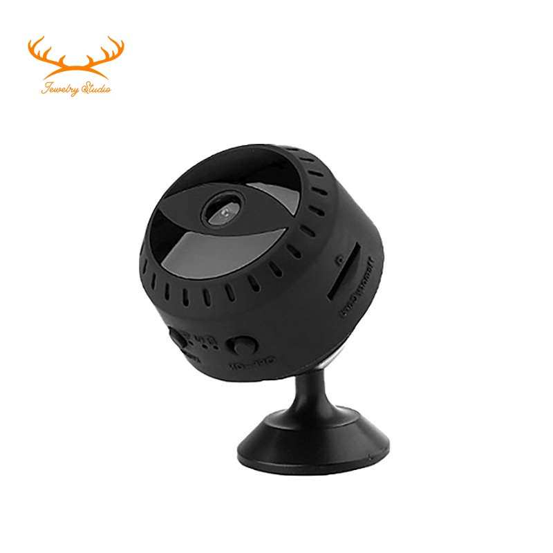 ☀stock☀Wifi 1080P Ip Camera Wireless Infrared Night-Vision Motion Detection