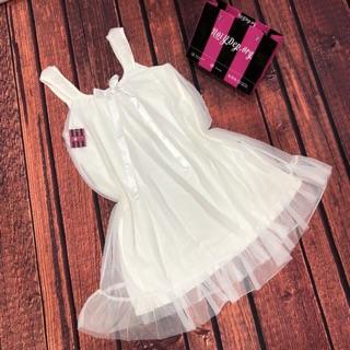 Váy lưới tiểu thư