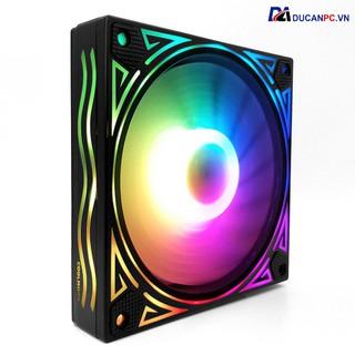 Quạt Tản Nhiệt, Fan Led RGB Coolmoon X Plus - Đồng Bộ Hub thumbnail