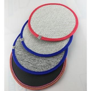 Bộ 4 miếng lót nồi chống nóng bằng nỉ size 22 cm