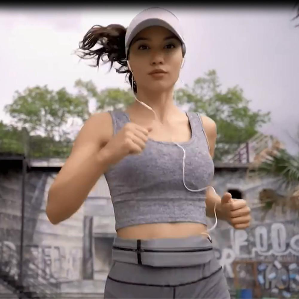 Thắt lưng chạy bộ - Đai thể thao chống thấm ,túi đeo hông thể thao, túi đựng điện thoại